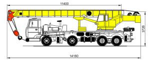 КС-6476 ИВАНОВЕЦ 50 тонн
